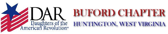 Buford Chapter Home